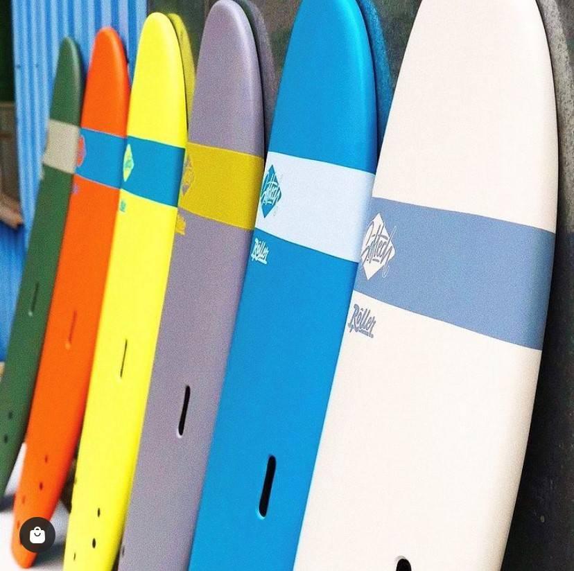 Bernies Surf Hire Foam Boards